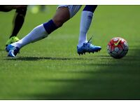 Players required, 6 a side football, East End