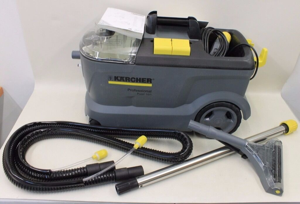 Like New Karcher Puzzi 400 Carpet Cleaning Machine In