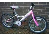 Lovely small girls bike 'MONTARE' in vgc - £25 ovno