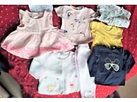 6-9 months Spring girls clothes £10