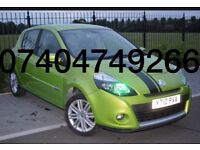 Renault Clio 1.6 VVT Initiale 5dr,TOP OF THE RANGE AUTOMATIC,OW MILEAGE,VERY ECONOMICAL CAR,