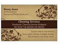Family owned Cleaner Available, no job to small or big.
