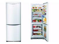 Hotpoint FF7190EP Fridge Freezer White in excellent fully working condition