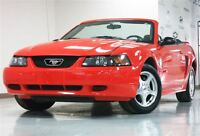 2004 Ford Mustang DELUXE-CONVERTIBLE-COUPÉ-