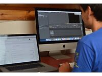 Wedding or Event video editing
