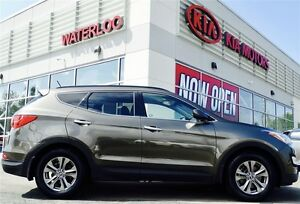 2013 Hyundai Santa Fe 2.4L FWD Low Kms! Kitchener / Waterloo Kitchener Area image 8