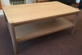 Marks & Spencer JAKOB COFFEE TABLE REDUCED TO £45.00 (BRAND NEW UNOPENED) RRP £179.00