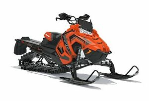 2018 polaris RMK PRO 163 SNOW CHECK