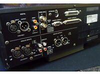 Tascam Mini Disc Player MD-801R
