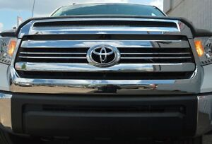 Toyota Tundra Grille and Hood Scoop
