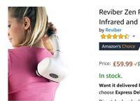 Reviber Zen Physio Deep Tissue Massager (Excellent Condition)