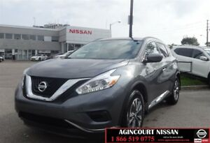 2017 Nissan Murano S |FWD|Not a Rental|Low Ks|