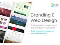 Branding, Logo & Website Design | WordPress & Ecommerce Websites | Freelance Web / Graphic Designer