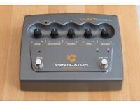Neo Instruments Ventilator Pedal. Leslie speaker simulator