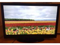 "Technika 40""Full HD 1080p LCD TV with Freeview"