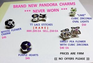 PANDORA  BRACELETS  AND  CHARMS Baulkham Hills The Hills District Preview