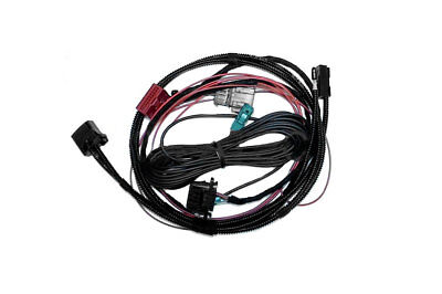 For A4 B8 8K A5 8T Original Kufatec Cable Loom Plug for TV Tuner with Mmi 2G