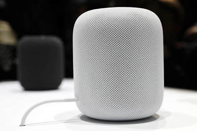 Apple HomePod White Smart Assist **BRAND NEW** WORLDWIDE SHIPPING