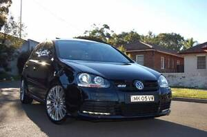 2006 Volkswagen Golf MKV R32 Strathfield Strathfield Area Preview