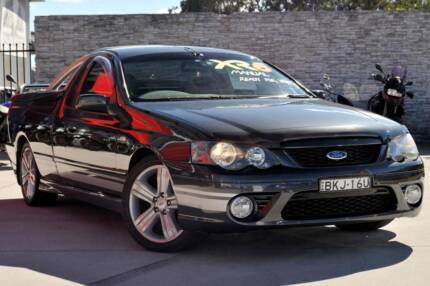 2006 Ford Falcon BF XR6 Special Edition Kariong Gosford Area Preview