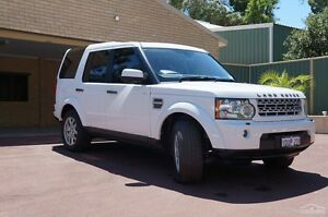 2011 Land Rover Discovery 4 Wagon Gooseberry Hill Kalamunda Area Preview