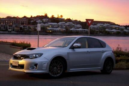 Silver WRX Hatch, 2011 Low Kms, Excellent Condition Subaru
