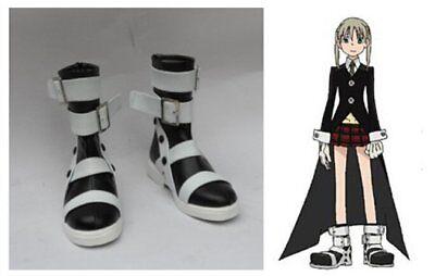 Soul Eater Maka Albarn cosplay kostüm stiefels stiefel schuhe (Maka Albarn Kostüm)