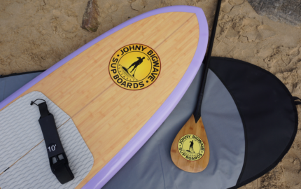 """Brand new 10'6"""" SUP Stand Up Paddle Package"""