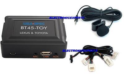 USA SPEC BT45-TOY Bluetooth hands-free phone + streaming music kit TOYOTA LEXUS