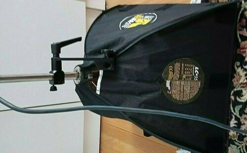 Lowel Rifa Lite LC55 Tested w/Bulb, Power Cord and Soft Case