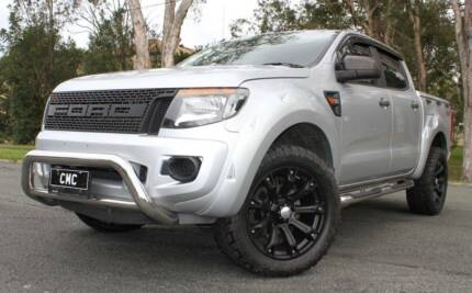 2014 Ford Ranger Ute 3.2 TURBO DIESEL 4X4 REGO AND RWC Southport Gold Coast City Preview