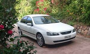 2004 Ford Falcon BA MkII XT Nelson Bay Port Stephens Area Preview