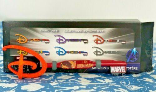 Disney Marvel Infinity Saga IRON MAN Mystery Blind Pack Key