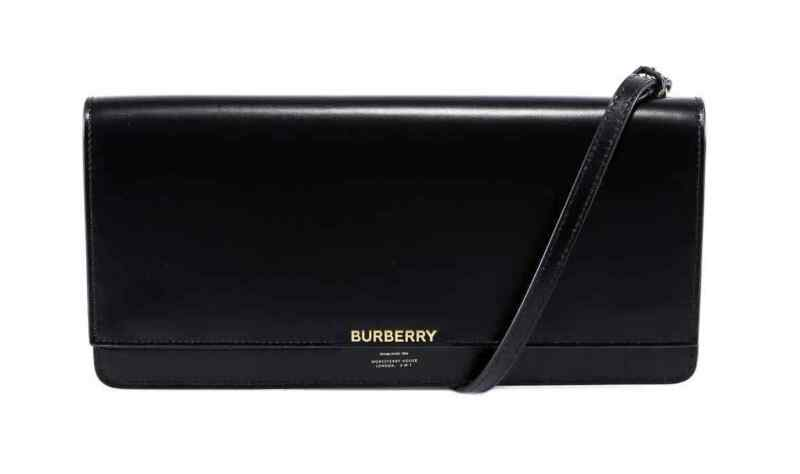 Burberry-Ladies-Horseferry-Print-Leather-Shoulder-Bag-In-Black-8011460