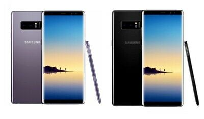 New Open Box Samsung Galaxy Note 8 N950U Cricket Boost Verizon Unlocked T-Mobile
