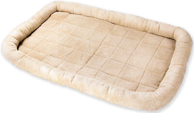 Pet Bed Cushion Mat Pad Dog Cat Kennel Crate Cozy Soft House covid 19 (Large Pet Pad coronavirus)