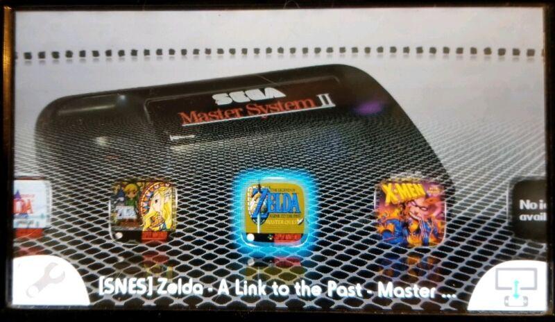 Wii U SD Card - Classic Retro Video Game Pack (Loadiine)