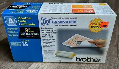 Genuine Brother LC-D9R Cool Laminator 9