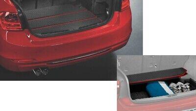 Geriffelte Kofferraumwanne für BMW 1er Sport Line F20 Vor-Facelift Schrägheck Ha