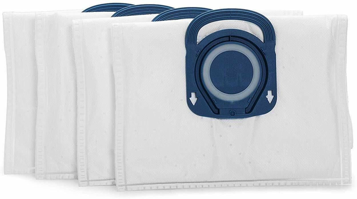 Rowenta Staubsaugerbeutel Hygiene + ZR 200520, 4 Stück, passend für RO 64xx