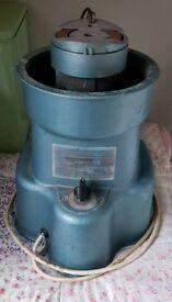 Whetstone knife sharpener water filled