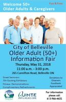 Older Adult (50+) Information Fair