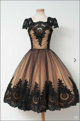 Western University Halloween (Chotronette Praline & Caramel Dress - Never Worn - With Tags and Box - Size 36)