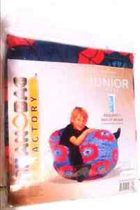 Brand new spider man bean bag chair