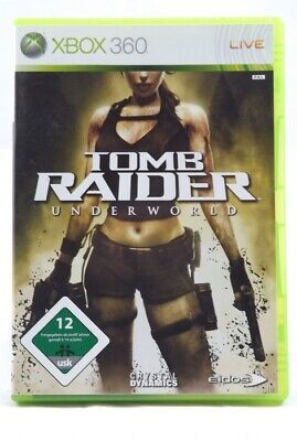 Tomb Raider: Underworld (Microsoft Xbox 360) Spiel in OVP - SEHR GUT