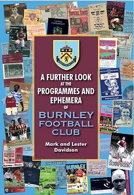 A Further Look at the Programmes & Ephemera of Burnley Football Club