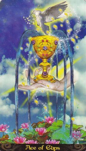 Tarot Illuminati Single Replacement Card Erik Dunne, Kim Huggens Lo Scarabeo