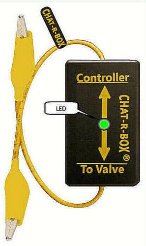 ☑️Lawn Valve Locator, Valve Irriagation Locator Finder Original Chat-R-Box®