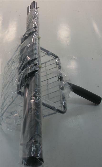 """Eagle Claw 04220-002 2 Piece Clam Rake 10"""" Basket 17387"""