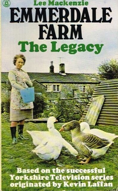 USED BOOK The Legacy (Emmerdale Farm Book 1) - Lee Mackenzie